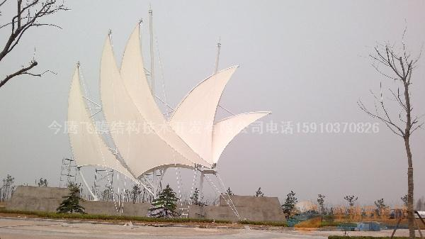 黄南收费站膜结构公司