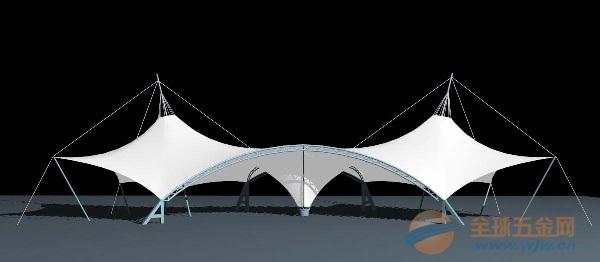滨州膜结构车棚