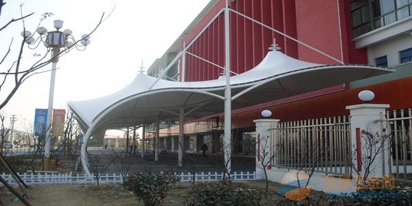 景德镇收费站膜结构公司