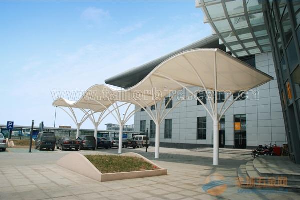 滁州收费站膜结构公司