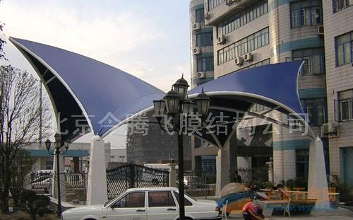 扬州收费站膜结构公司