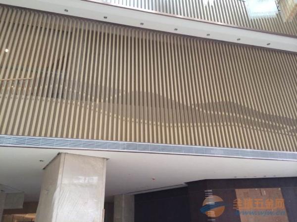 广南建材铝方通