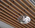 北京展厅专用铝挂片天花吊顶