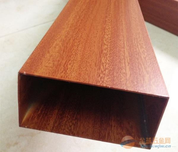 外墙木纹四方管装饰厂家设计生产