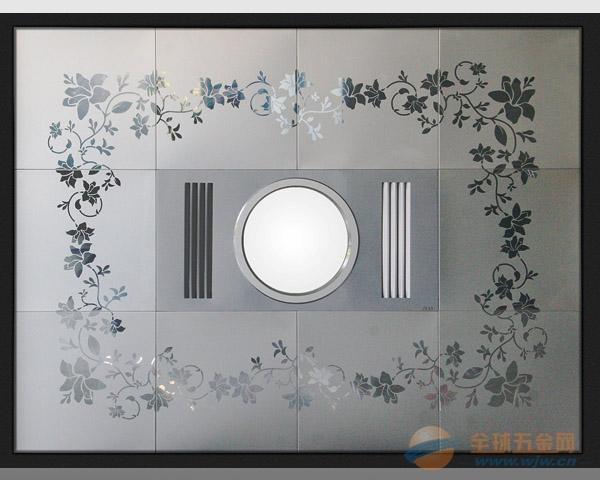 铝扣板金属建材市场直销