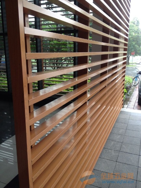 外墙铝方通-铝材四方管【最低价】