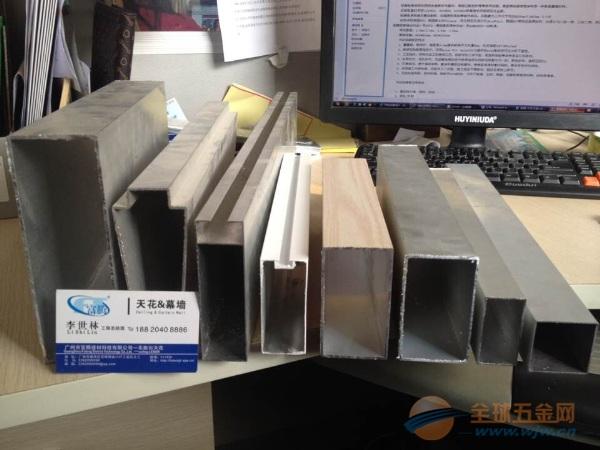 幕墙四方管-铝材木纹四方管价格