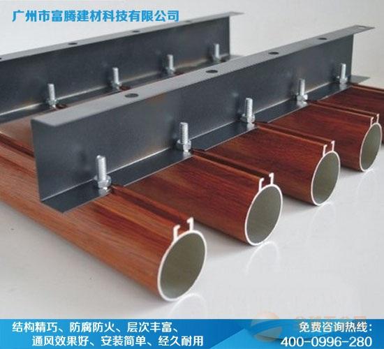 铝圆管品牌/白色铝圆管-地铁站铝圆管