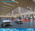 郑州50*100铝方通厂家/洛阳木纹铝方通吊顶