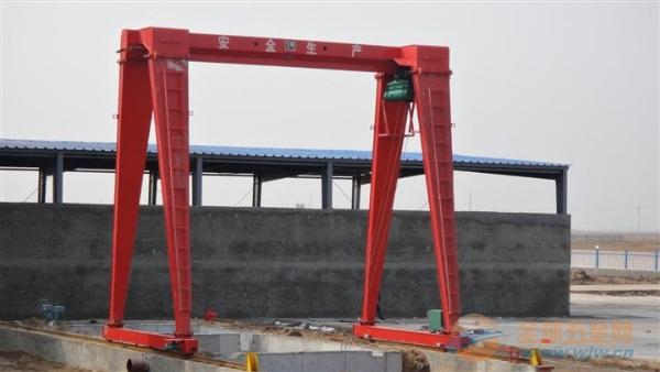 食品厂专用电动葫芦抓斗起重机