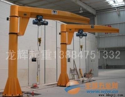 1吨立柱旋臂起重机