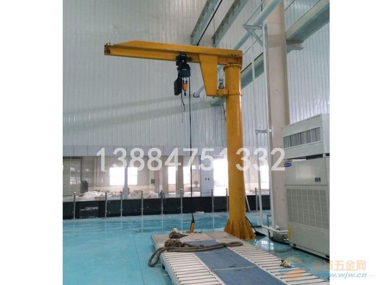 东营地区电动葫芦悬臂起重机