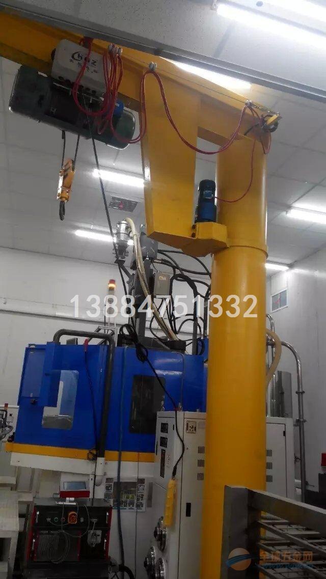 1吨电动葫芦悬臂起重机