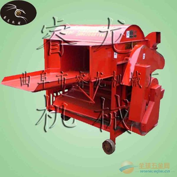 小麦收获机收获机械