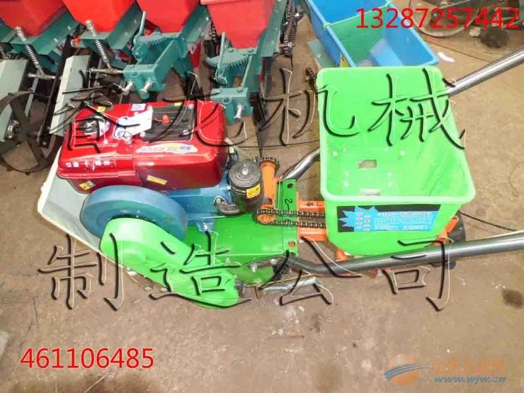 种植机械汽油播种机