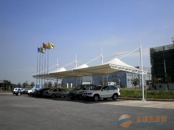 上海停车棚生产厂家