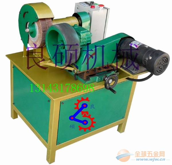 抛圆管机多少钱一台,单头抛管机,自动抛管机