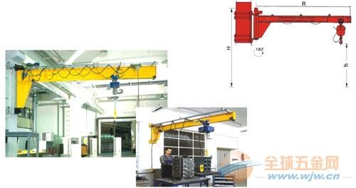 BZD型 柱式悬臂式起重机-悬臂起重机