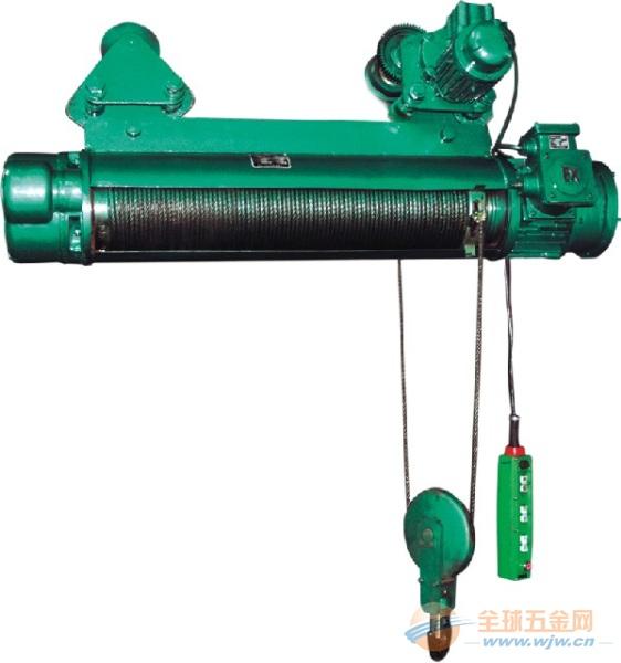 HB型 防爆钢丝绳电动葫芦 Ex