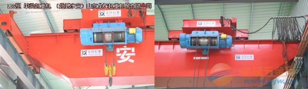 LDP型 电动葫芦超低静空单梁起重机