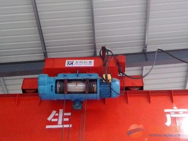 LDP型低净空电动单梁起重机