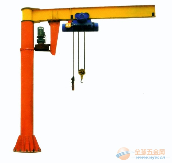 柱式悬臂吊价格
