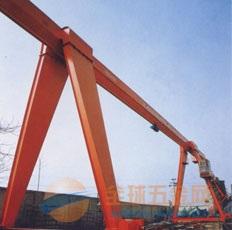 5吨电动葫芦龙门吊