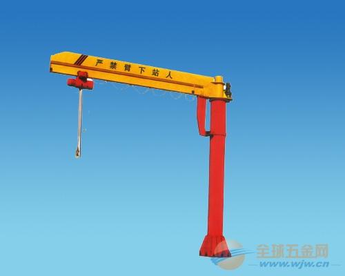 山西立柱悬臂起重机