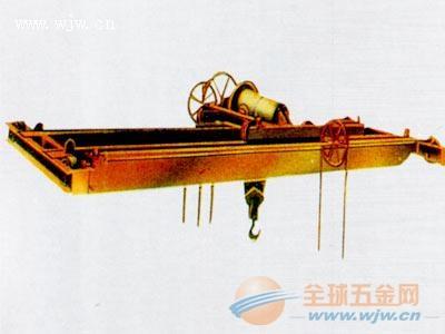 SSQ型手动双梁桥式起重机厂家