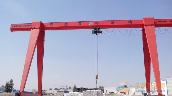 东营10吨龙门吊