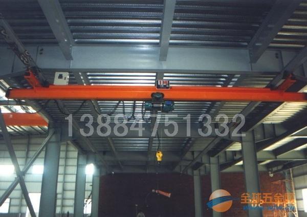 LX型2吨电动葫芦悬挂起重机