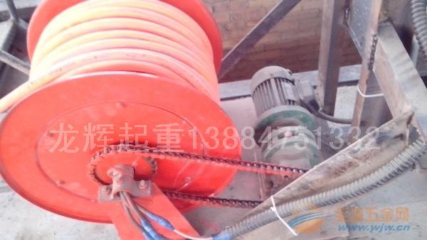 铸造用电机式电缆卷筒