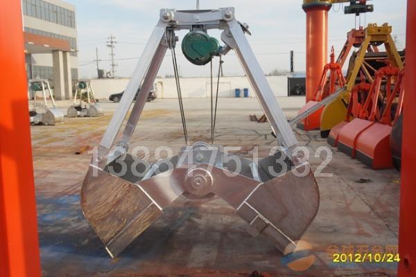 电动葫芦不锈钢抓斗起重机大厂直销价格放心优惠