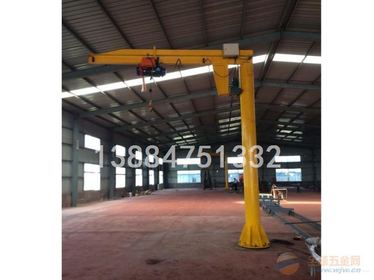 临沂地区0.5吨1吨2吨3吨5吨电动葫芦悬臂起重机