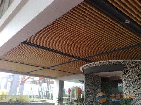 广州造型铝方通