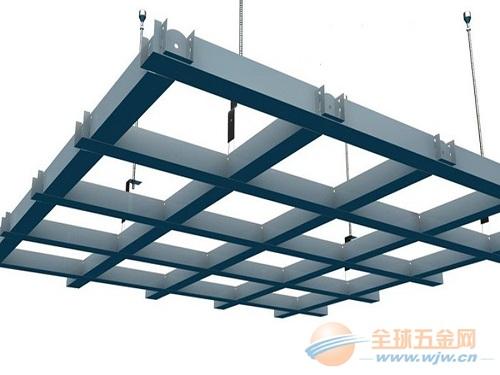 铝格栅吊顶优质工艺