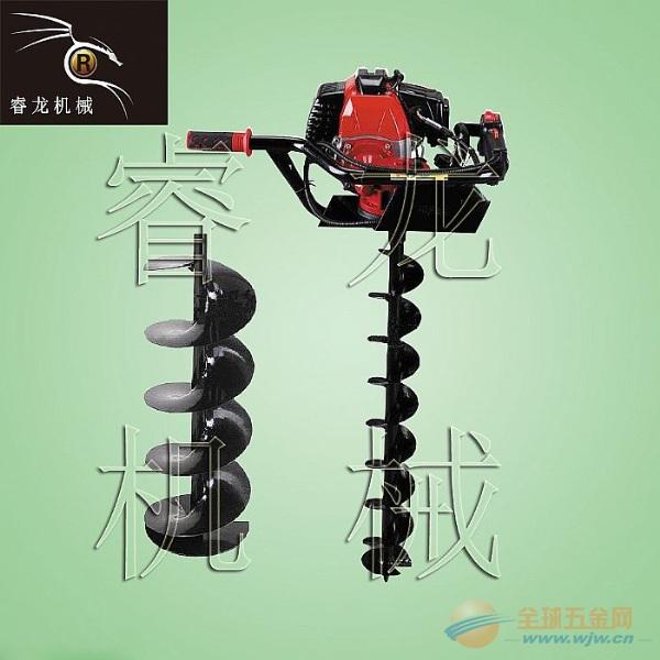 家用植树拖拉机钻孔机|安徽拖拉机植树钻孔机图片