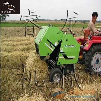 烟杆打捆机 干草打捆机 棉杆打捆机