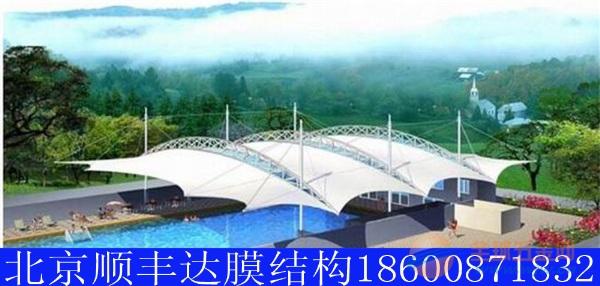 河南省台前县膜结构