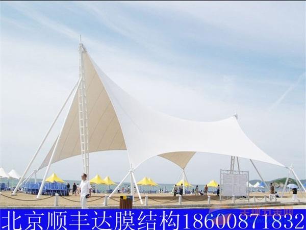 河南省南乐县膜结构