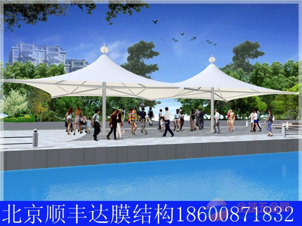 江西省石城县膜结构