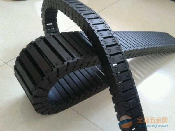 消音塑料拖链