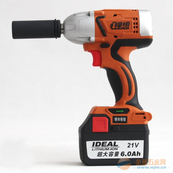 电动扳手的价格 充电电动扳手 杭州电动扳手厂家 碳刷可换