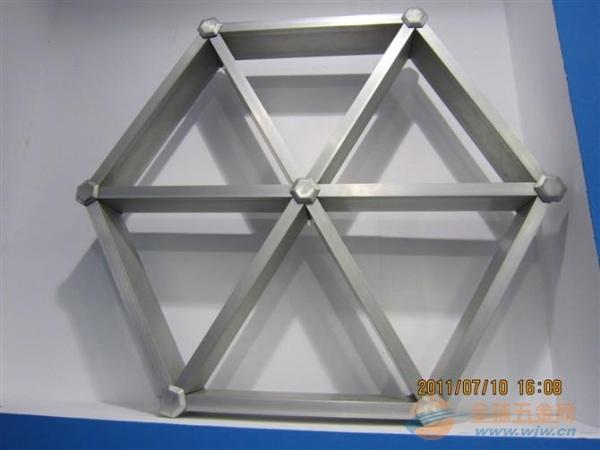 贵阳六角形铝格栅大型销售公司
