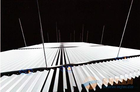 工程铝挂片天花生产厂家