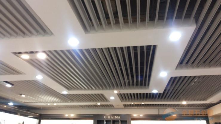 广州优质实用工程铝挂片吊顶批发价格