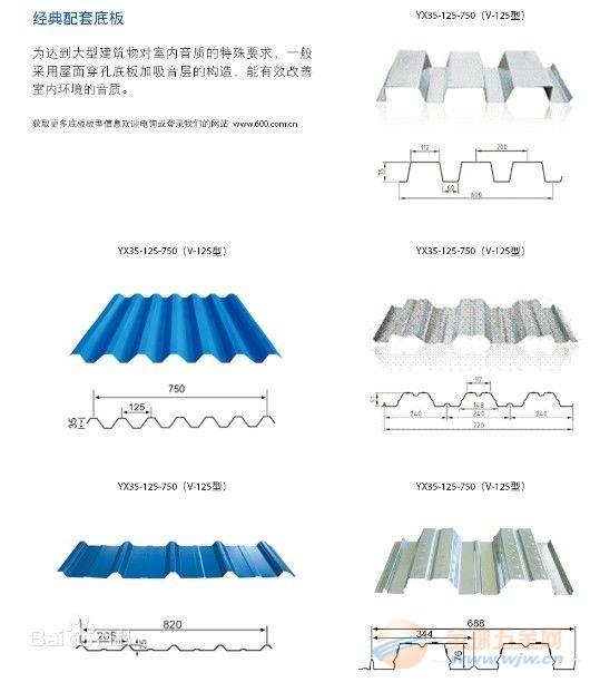 大型建筑瓦楞板价格生产厂家