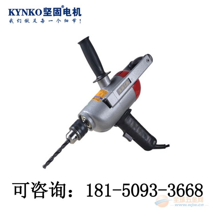 坚固手电钻420W/J1Z-KD09-13/6094