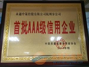 杭州永通中策生产厂家