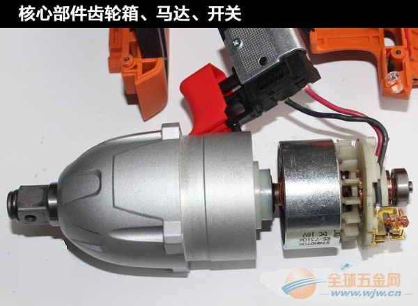 淮北充电式电动扳手 架子工充电扳手 架子工电动扳手